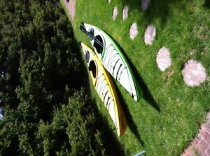 Two kayaks,   SOLD