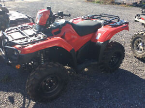 2016 Honda Rubicon 500 IRS DCT EPS - loaded - $31.99 Weekly
