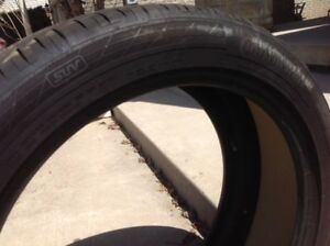 Continental ContiSport Contact 5 Tire
