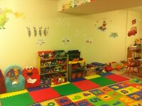 Bilingual Daycare 1SPOT AVAILABLE on September 2015