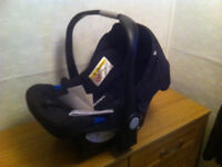 Mothercare Xpedior baby car seat. Brand new never used with tags