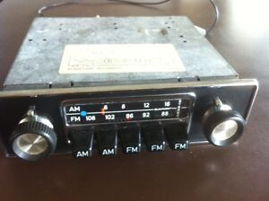 Blaupunct Stereo AM/FM Radio