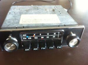 Blaupunct Stereo AM/FM Radio