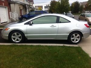 2008 Honda Civic LX Coupe (2 door)
