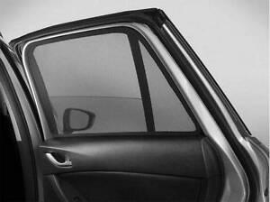 Genuine Mazda CX-5 Magnetic Rear Door Window  & Tailgate Shades Northmead Parramatta Area Preview