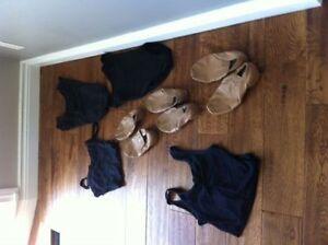 Dance, Gymnastic Capezio clothes leotard