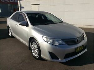 2013 Toyota Camry ASV50R Altise Silver 6 Speed Sports Automatic Sedan Cardiff Lake Macquarie Area Preview