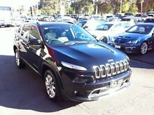2014 Jeep Cherokee KL Limited Black 9 Speed Sports Automatic Wagon Berwick Casey Area Preview