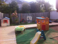Licensed daycare in Clayton Park ( Subsidy accepted)