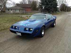 1981 Trans Am T-Roof