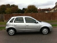 05 Vauxhall Corsa 1.4l Automatic. 5 door hatchback. Only 55k miles! Immaculate car