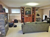 Westhills 1 Bdrm Walk Out Basement Suite w/ Private Laundry