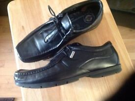 Mens Lambretta lace up shoes (Size 11)