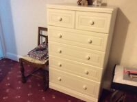 Alstons white bedroom furniture