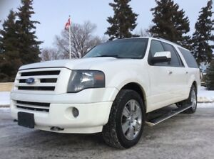 2010 Ford Expedition Max, LIMITED-PKG, AWD, LEATHER, ROOF, NAVI!