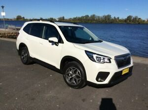2018 Subaru Forester MY19 2.5I-L (AWD) Crystal White Pearl Continuous Variable Wagon Taree Greater Taree Area Preview