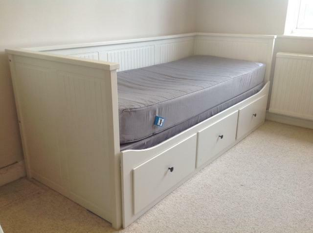 Ikea bed with pull out Buy, sale and trade ads great prices