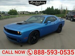 2015 Dodge Challenger RT SHAKER Navigation (GPS),  Leather,  Hea