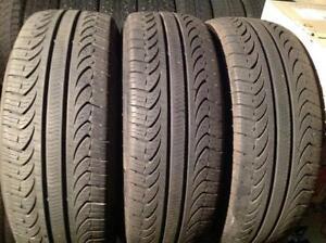 5 pneus d'été  215/60 r16 Pirelli p4.  175$