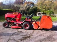 Westwood sit on mower, spares or repais