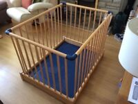 Mothercare Baby Playpen