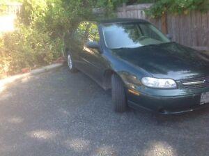 Brake problems on my 2002 Chevy Malibu``