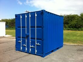 15 ft shipping /storage container. Bespoke sizes also available