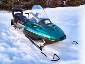 2 Ski-Doo Snowmobiles in Excellent Condition!