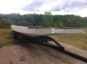2 dragon boats for sale