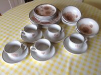 Denby Gypsy Stoneware Dinner, Tea Plates, Bowls, Cup & Saucers