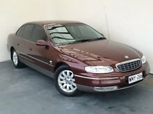 2001 Holden Statesman WH Burgundy 4 Speed Automatic Sedan Mount Gambier Grant Area Preview