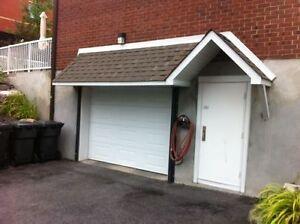 STATIONNEMENT sécuritaire dans garage de condo