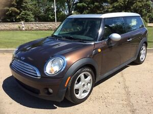 2008 Mini Cooper Clubman, 6/spd, LEATHER, ROOF, $7,500