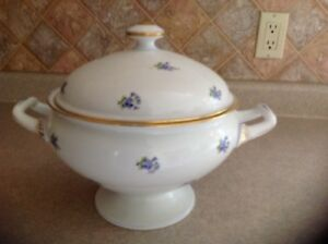 Covered Vintage Soup Tureen