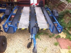 Motorbike Trailer, 3 Bike, Good Condition,