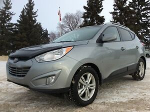 2012 Hyundai Tucson, GL-PKG, AUTO, LOADED, LEATHER, $12,500