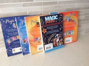 "6 ""MAGIC ANIMAL (KITTEN/PONIES/ PUPPY/ BUNNY) SOFT BOOKS $2.49EA Edmonton Edmonton Area image 7"