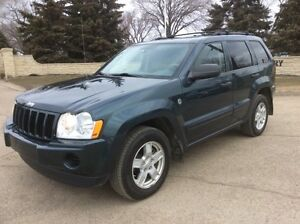 2005 Jeep Grand Cherokee, LAREDO, AUTO, 4X4, LOADED, $7,500