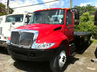 International 4400 2004 ( towing ) remorqueuse