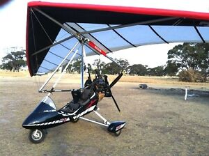 Weightshift microlight trike ultralight aircraft Airborne Emerald Cardinia Area Preview