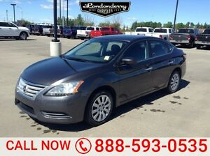 2013 Nissan Sentra S SEDAN Accident Free,  Bluetooth,