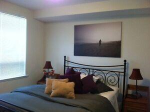 Dec. 1: Furnished 1 bed condo w/ underground parking Eagle Ridge