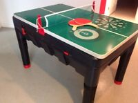 Table de billard, ping-pong Little Tikes pour enfants