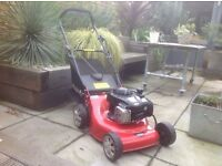 Petrol lawn mower: Cobra MX46 SPB