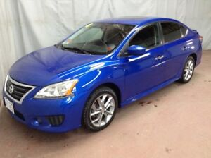 2014 Nissan Sentra SR Auto/Sunroof ON SALE!