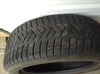 4 PIRELLI SCORPION R19 WINTER TIRES