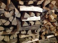 Firewood, 2 face cords super dry