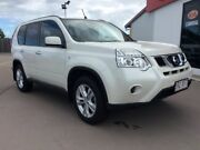 2012 Nissan X-Trail T31 MY11 ST (FWD) White 6 Speed Manual Wagon Pialba Fraser Coast Preview