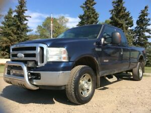 2005 Ford F350, XL-PKG, AUTO, 4X4, SUPER DUTY, DIESEL!