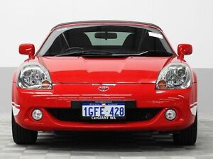 2004 Toyota Mr2 ZZW30R TTR LE Red 6 Speed Sequential Manual Convertible Jandakot Cockburn Area Preview